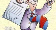 AUTOCERTIFICAZIONE CITTADINI RESIDENTI MAGGIORENNI