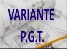 1° VARIANTE AL PGT