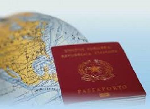 Passaporto minori ed espatrio