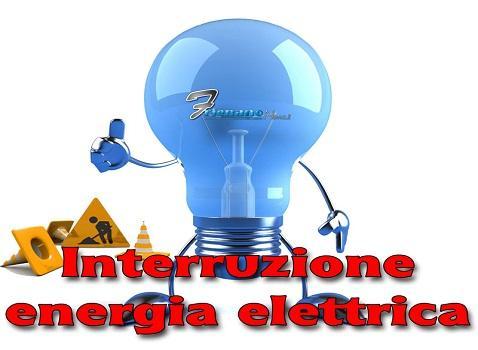 Interruzione energia e