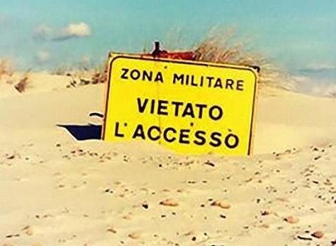 Servitu' Militari