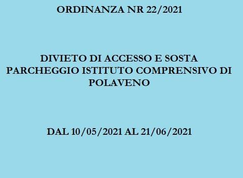 Ordinanza
