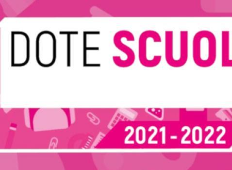 DOTE SCUOLA A.S. 2021/2022